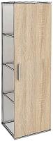 Дверца мебельная MFMaster Арто-10 / МСТ-ЭГА-10-ДС-16 (дуб сонома) -