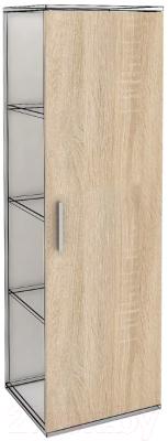 Дверца мебельная MFMaster Арто-10 / МСТ-ЭГА-10-ДС-16 (дуб сонома)