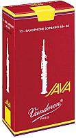 Набор тростей для саксофона Vandoren SR3025R (10шт) -