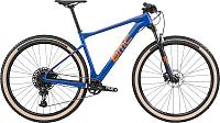 Велосипед BMC Teamelite 02 Two Sram NX Eagle 2020 / 302038 (S, синий/оранжевый/черный) -