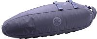 Сумка велосипедная Acepac Saddle Drybag 8L / 126120 (серый) -