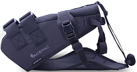 Сумка велосипедная Acepac Saddle Harness / 125000 (черный) -