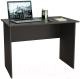 Письменный стол MFMaster Милан-5 / МСТ-СДМ-05-ВМ-16 (венге) -