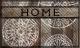 Коврик грязезащитный Orlix Lima Wood & Medallions EU5000094 -