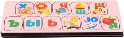 Развивающая игрушка Paremo Вкладыши. Алфавит Игрушки / PE720-169