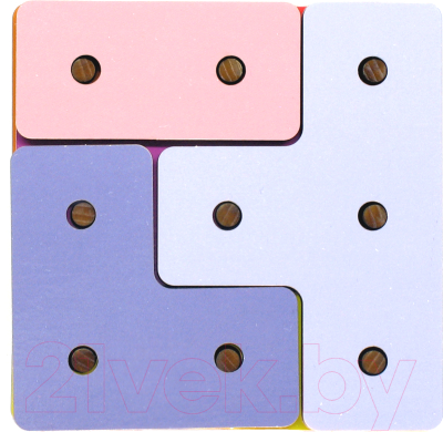 Развивающая игрушка Paremo Геоборд / PE120-11