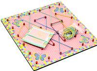 Развивающая игрушка Paremo Геоборд Мозаика / PE120-16 -