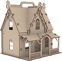 Кукольный домик Paremo Я Дизайнер. Загородная Усадьба / PE720-230 -