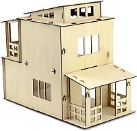 Кукольный домик Paremo Я Дизайнер. Загородная Вилла / PD318-26 -