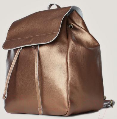 Рюкзак Galanteya 45416 / 8с4183к45 (бронза)