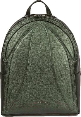 Рюкзак Galanteya 45618 / 9с1323к45 (зеленый металлик)