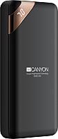 Портативное зарядное устройство Canyon CNE-CPBP20B (черный) -