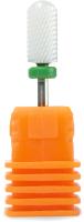 Фрезы для маникюра PALU С закругленная (зеленый/грубый) -