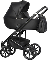Детская универсальная коляска Riko Ozon 3 в 1 (06/Carbon) -