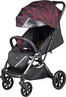 Детская прогулочная коляска Coletto Jokko (Red Moro) -