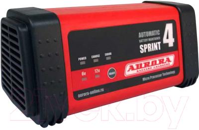 Зарядное устройство для аккумулятора AURORA Sprint-4 (14705)