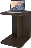 Приставной столик MFMaster Арто-25 / МСТ-СЖА-25-ВМ-16 (венге) -