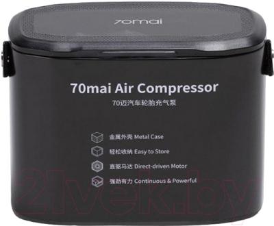 Автомобильный компрессор Xiaomi 70mai Midrive TP01