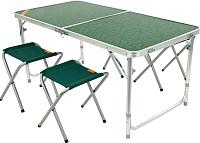 Комплект складной мебели Outventure IE418-U2 (зеленый) -