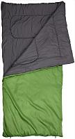 Спальный мешок Outventure Oregon T+15 Right Zip / S19EOUOS035-63 (XL/XXL, оливковый) -