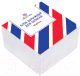 Блок для записей Attomex 2012907 (белый) -