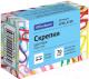 Скрепки OfficeSpace 28мм / CV28_2258 (70шт, цветные) -