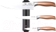 Набор ножей Bergner Infinity Chefs Copper BGIC-4500 -
