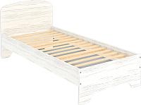 Односпальная кровать Уют Сервис Гарун КМ09 (арктик) -