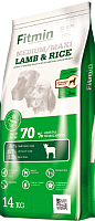 Корм для собак Fitmin Dog Medium Maxi Lamb & Rice (14кг) -