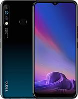 Смартфон Tecno Camon 12 4/64GB / CC7 (синий/черный) -