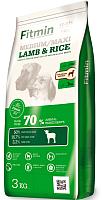 Корм для собак Fitmin Dog Medium Maxi Lamb & Rice (3кг) -