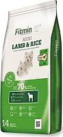 Корм для собак Fitmin Dog Mini Maintenance Lamb & Rice (14кг) -