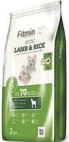 Корм для собак Fitmin Dog Mini Maintenance Lamb & Rice (3кг) -