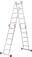 Лестница-трансформер Новая Высота NV 3320 / 3320406 -
