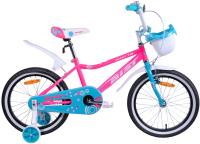 Детский велосипед AIST Wiki 18 2020 (розовый) -