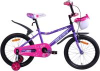 Детский велосипед AIST Wiki 2020 (18, фиолетовый) -