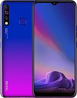 Смартфон Tecno Camon 12 4/64GB / CC7 (синий/фиолетовый) -
