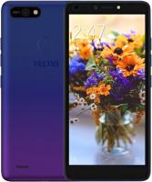 Смартфон Tecno Pop 2F 1/16GB / B1F (синий) -