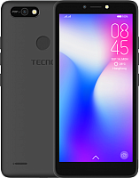 Смартфон Tecno Pop 2F 1/16GB / B1F (Midnight Black) -