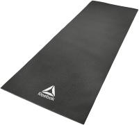 Коврик для йоги и фитнеса Reebok RAYG-11022BK -