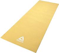 Коврик для йоги и фитнеса Reebok RAYG-11022YL -
