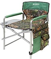 Кресло складное Ника КСП/3 (дубовые листья) -