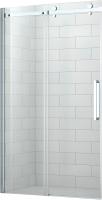 Душевая дверь Roth Project Sol OBZD2/140 (хром/прозрачное стекло) -