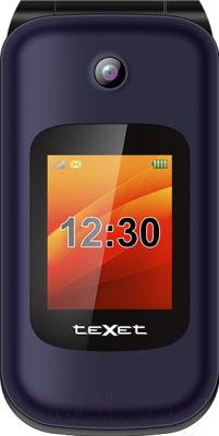 Мобильный телефон Texet TM-B202 (синий)
