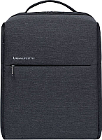 Рюкзак Xiaomi Mi City Backpack 2 / ZJB4192GL (темно-серый) -