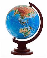 Глобус Глобусный мир Физический на подставке / 10007 (21см) -