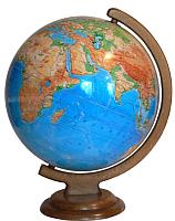 Глобус Глобусный мир Физический на подставке / 10016 (32см) -