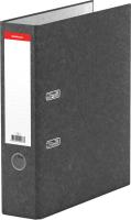 Папка-регистратор Erich Krause Basic мрамор / 71 (серый) -