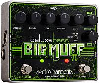 Педаль электрогитарная Electro-Harmonix Deluxe Bass Big Muff Pi -