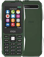 Мобильный телефон Inoi 244Z (хаки) -